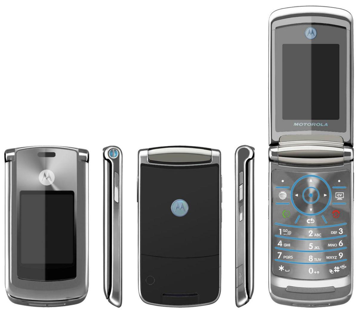 Celular Motorola Razr V8