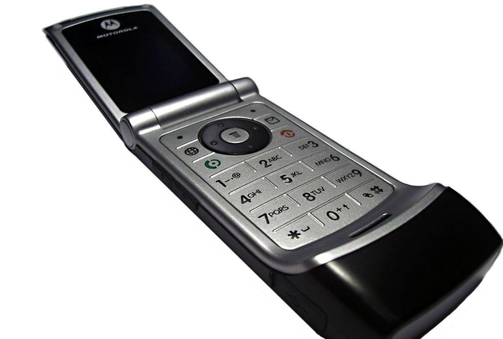 Celular Motorola W375