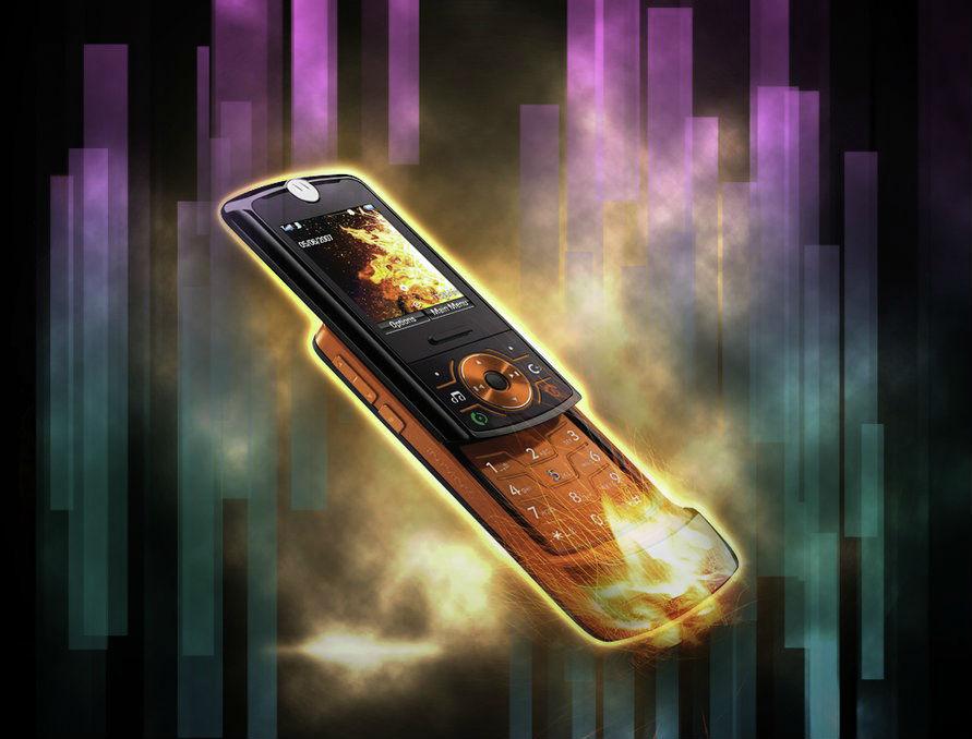 Telefono Celular Motorola Rokr Z6