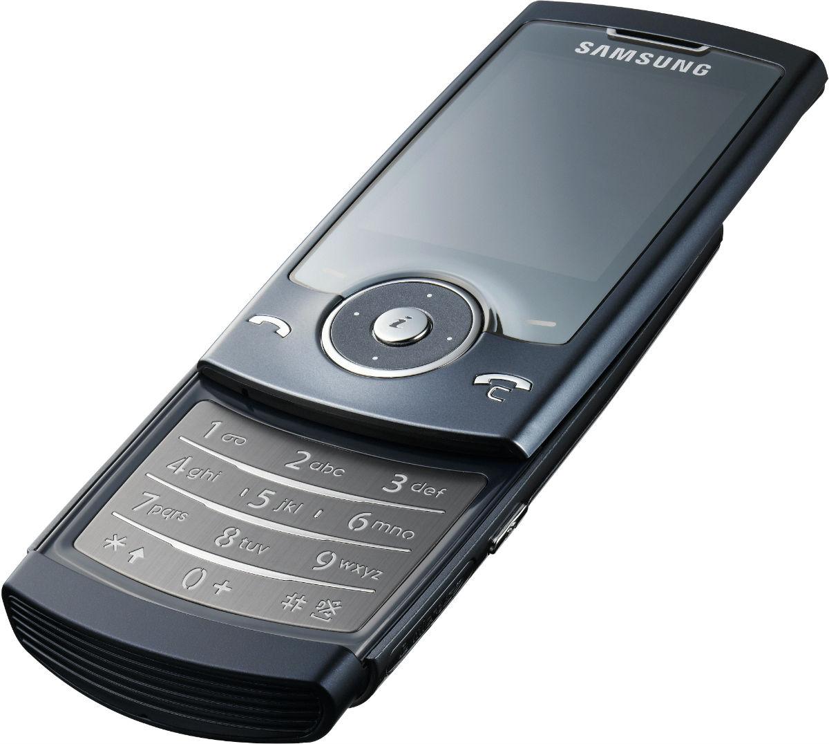 Celular Slider Samsung U600