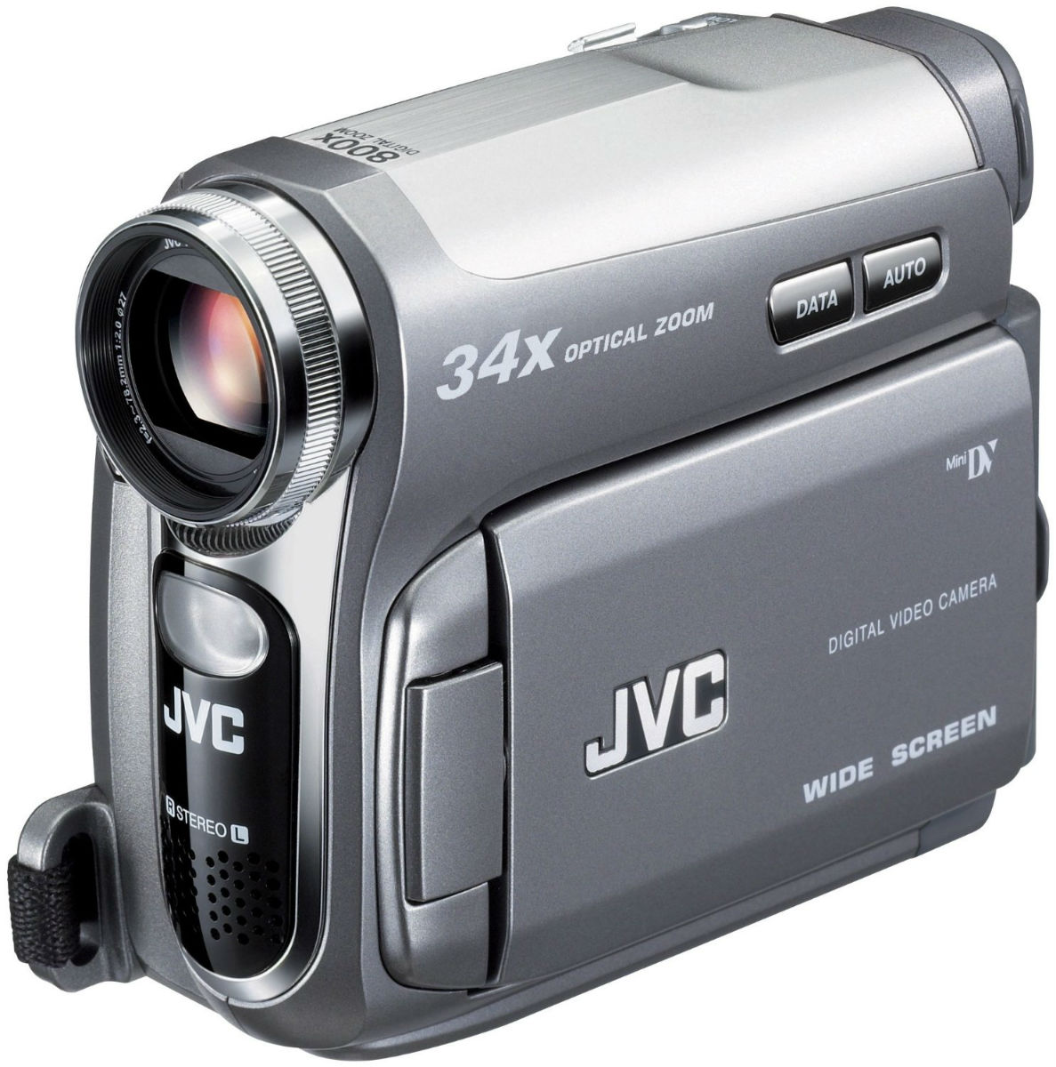 Filmadora JVC GR D770