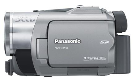 Panasonic-NVGS230-lateral
