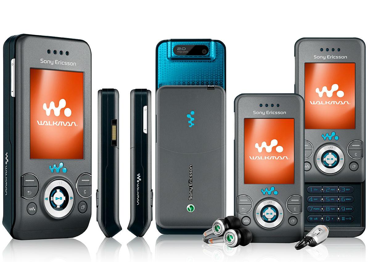 Celular Sony Ericsson W580