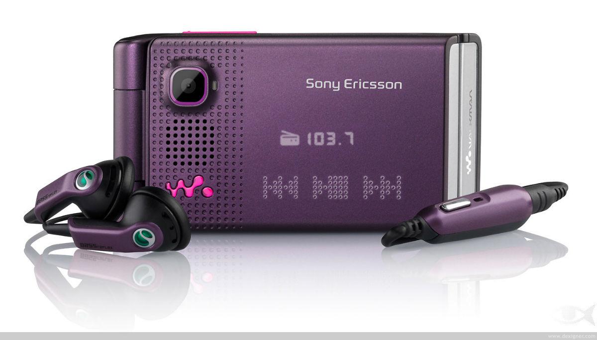 Celular Sony Ericsson W380 Walkman