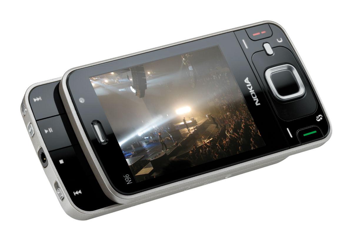 Celular Nokia N96