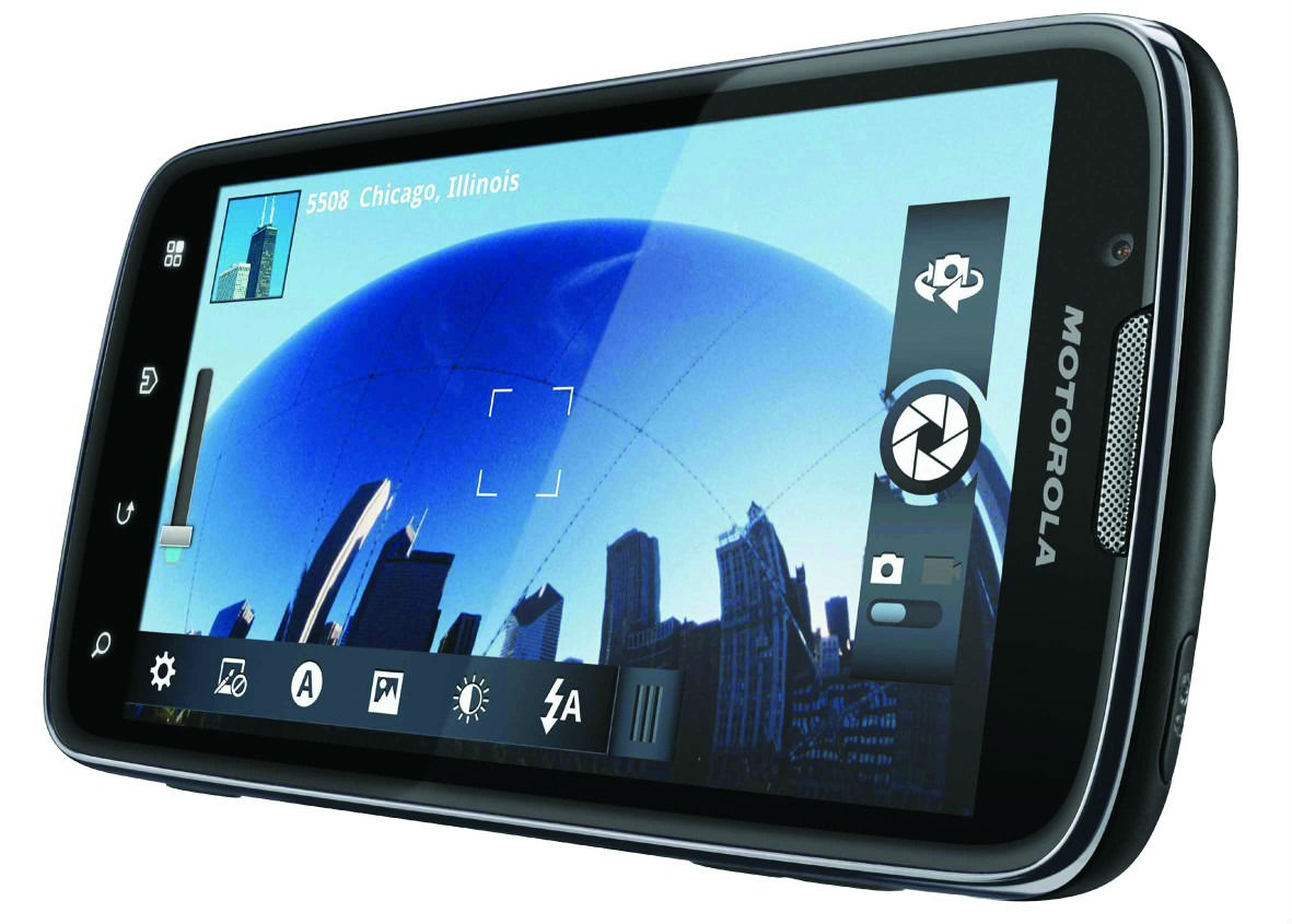 Celular Motorola Atrix 4G